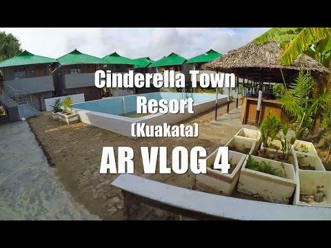 Cinderella Town Resort (Kuakata) - Best resort of KUAKATA - AR Vlog 4