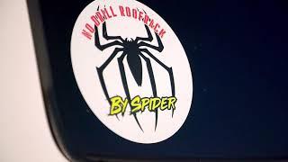 Spidernodrillroofrack