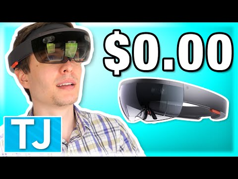 How to Get a Hololens for Free