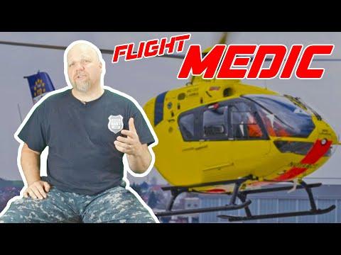 How I Became A FLIGHT MEDIC