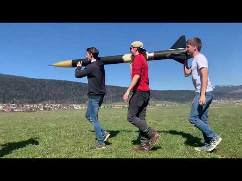 Flight Test 2019: On The Road To The Spaceport America Cup - ARIS Part 2