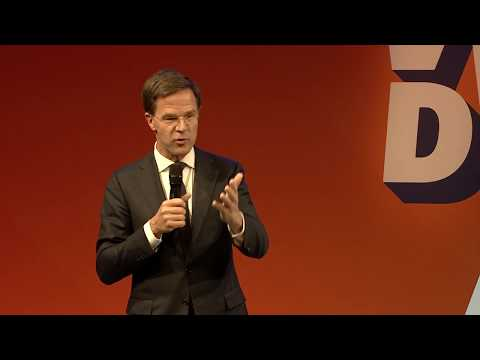 Speech Mark Rutte VVD Voorjaarscongres 2017