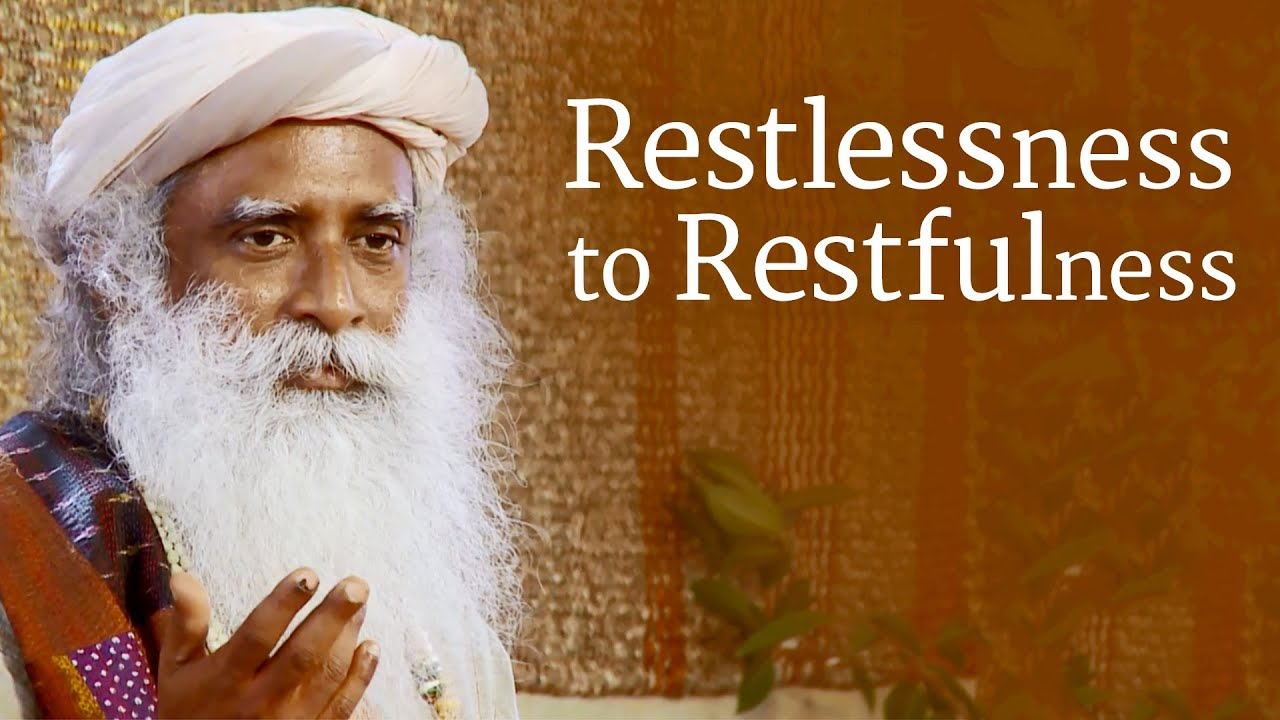 how to stop restlessness from abilify