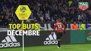Top buts Ligue 1 Conforama - Décembre (saison 2018/2019)