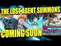 The Lost Agent Summons: FRIENDSHIP COMING SOON Bleach Brave Souls