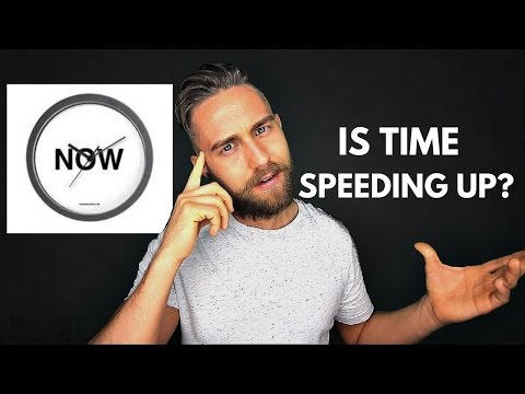 Is Time Speeding Up? A Simple Understanding to the Perception of Time