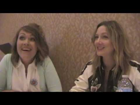 Archer  Amber Nash and Judy Greer , Season 8 Comic Con