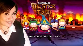 Live Gameplay - South Park Stick Of Truth Part 1 - Virtual Valerie