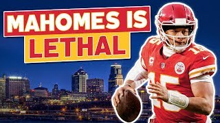 Patrick Mahomes was Destined to win the Super Bowl