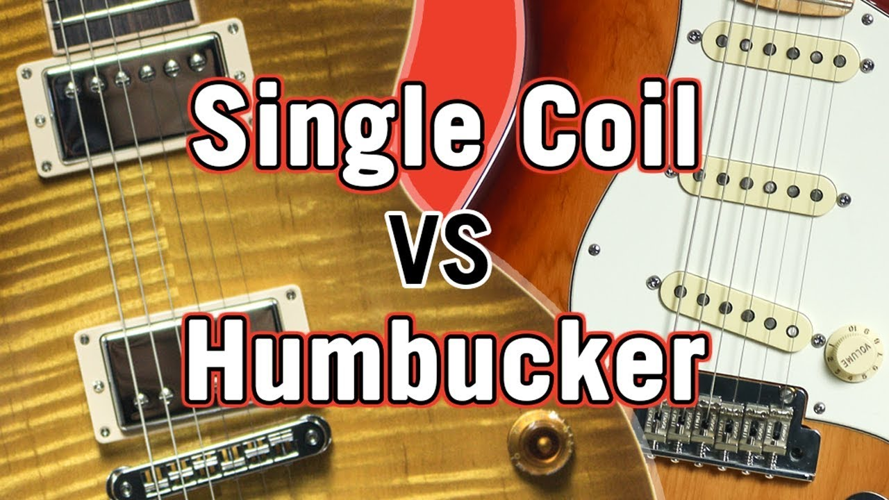 single coil vs humbucker pickup tone comparison youtube. Black Bedroom Furniture Sets. Home Design Ideas