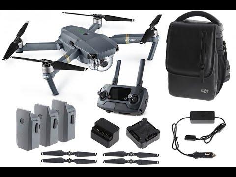 Набор combo для дрона mavic заказать спарк в ачинск