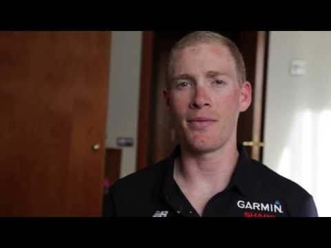 Andrew Talansky Talks About His Dauphine Victory!