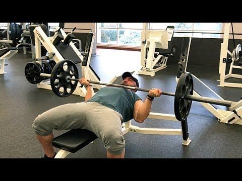 Reverse Grip Bench Press Youtube