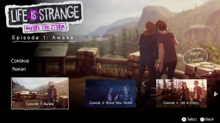 Life is strange bts farewell