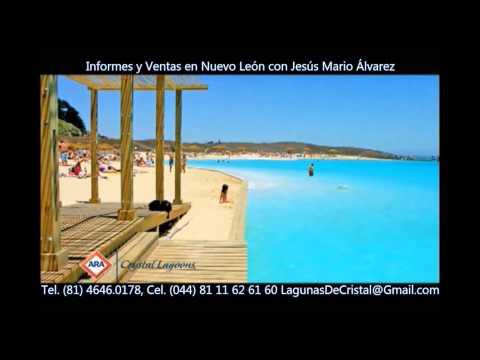 Crystal Lagoons Monterrey en Apodaca Nuevo León