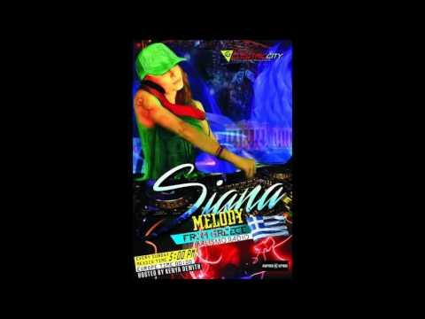 Siana Melody en Electric City de BPM Radio con Kenya Dewith