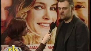 LUCIO PELLEGRINI - intervista (La vita facile) - WWW.RBCASTING.COM