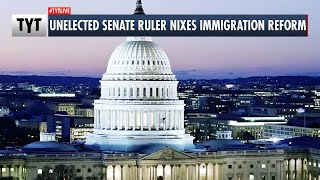 Immigration Reform Killed By Unelected Senate Official