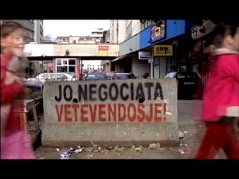 Kosova Documentary - My Blood My Compromise - (Montage Teaser)