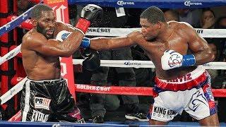 Deontay Wilder (38-0, 37 KO's) vs Luis Ortiz (27-0, 23 KO's) Heavyweight Fight 04.03.2018