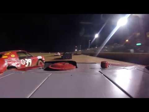 Dillan Randall Lawton Speedway 8-26-17