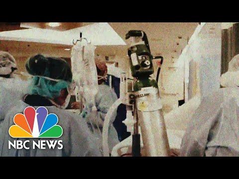 Coronavirus Cases Surge In Arizona, California, Georgia And Texas | NBC Nightly News