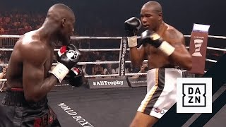 HIGHLIGHTS   Yuniel Dorticos vs. Andrew Tabiti
