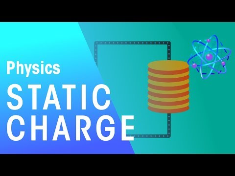 Static Charge   Electricity   Physics   FuseSchool