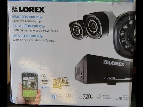 Lwb4801-c 1080p wire-free camera user manual users manual lorex.