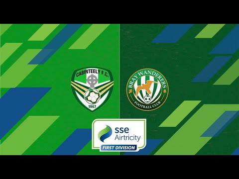 First Division GW17: Cabinteely 0-3 Bray Wanderers
