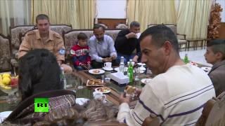 Сирийских детей с тяжелыми заболеваниями отправили на лечение в Санкт-Петербург