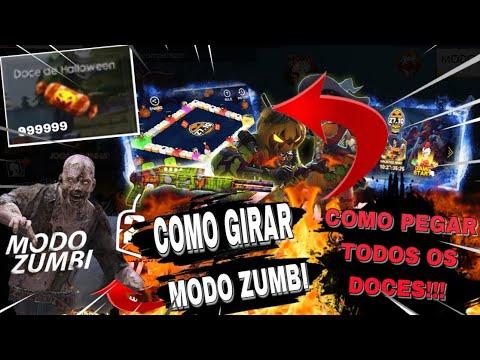 ONDE PEGAR TODOS OS DOCES MAIS RÁPIDO!! COMO GIRAR O MONOPOLY E NOVIDADES!!- FREE FIRE BATTLEGROUNDS