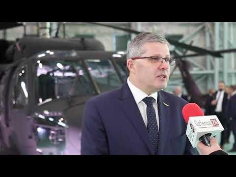 Prezes PZL Mielec O Przekazaniu Pierwszych Black Hawków Dla Specjalsów [Defence24 TV]