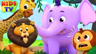 ABC Song | Baby Nursery Rhymes & Kids Songs | Kindergarten S...