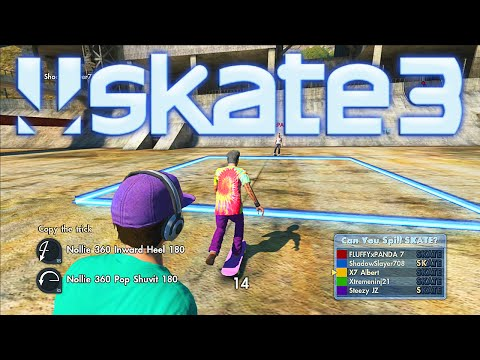 Skate 3 - INTENSE S.K.A.T.E.