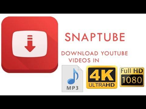 SnapTube – YouTube Downloader HD Video Final v4.56.0.4562010 Cracked APK is Here !