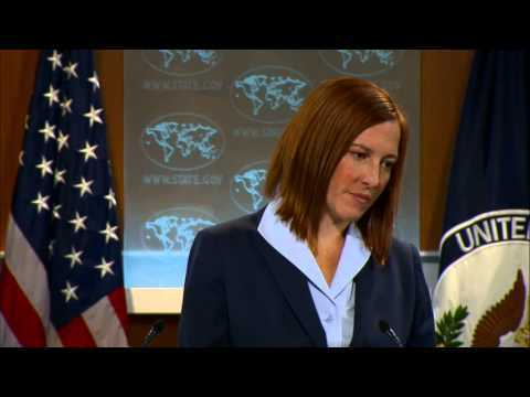 Daily Press Briefing: October 1, 2013