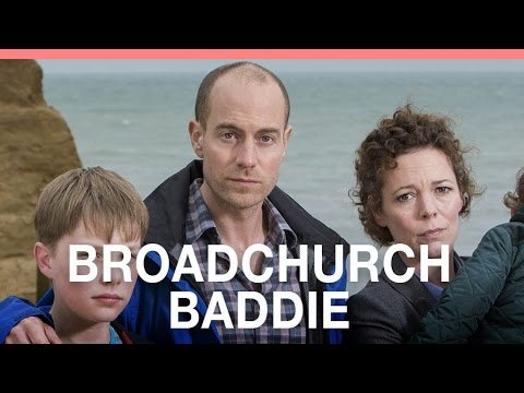 Broadchurch baddie Matthew Gravelle promises series 2 shocks!