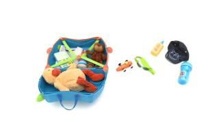 Детские чемоданы Trunki(, 2016-06-18T00:18:45.000Z)