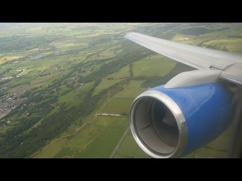 (4K) Jet2.com Boeing 757-200   Leeds To Alicante   Flight Video - LS273