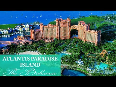 LUXURY HOTELS: Atlantis Paradise Island, The Bahamas