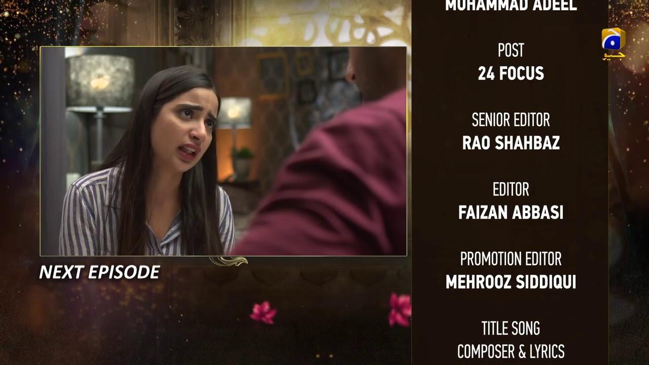 Fitrat - Episode 34 Teaser - 4th December 2020 - HAR PAL GEO
