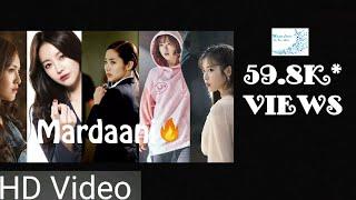 Mardaani ( Don't underestimate the power of women ) //  Multi Mix 👉 Thumb
