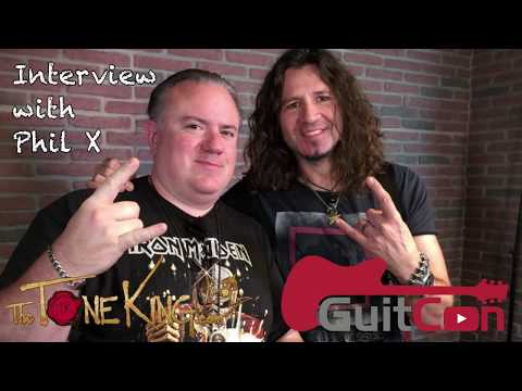 What is Rock n Roll about?  Phil X Interview - GuitCon