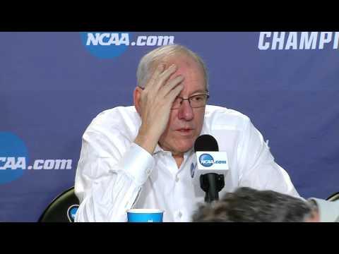 Syracuse Regional Championship Postgame Press Conference