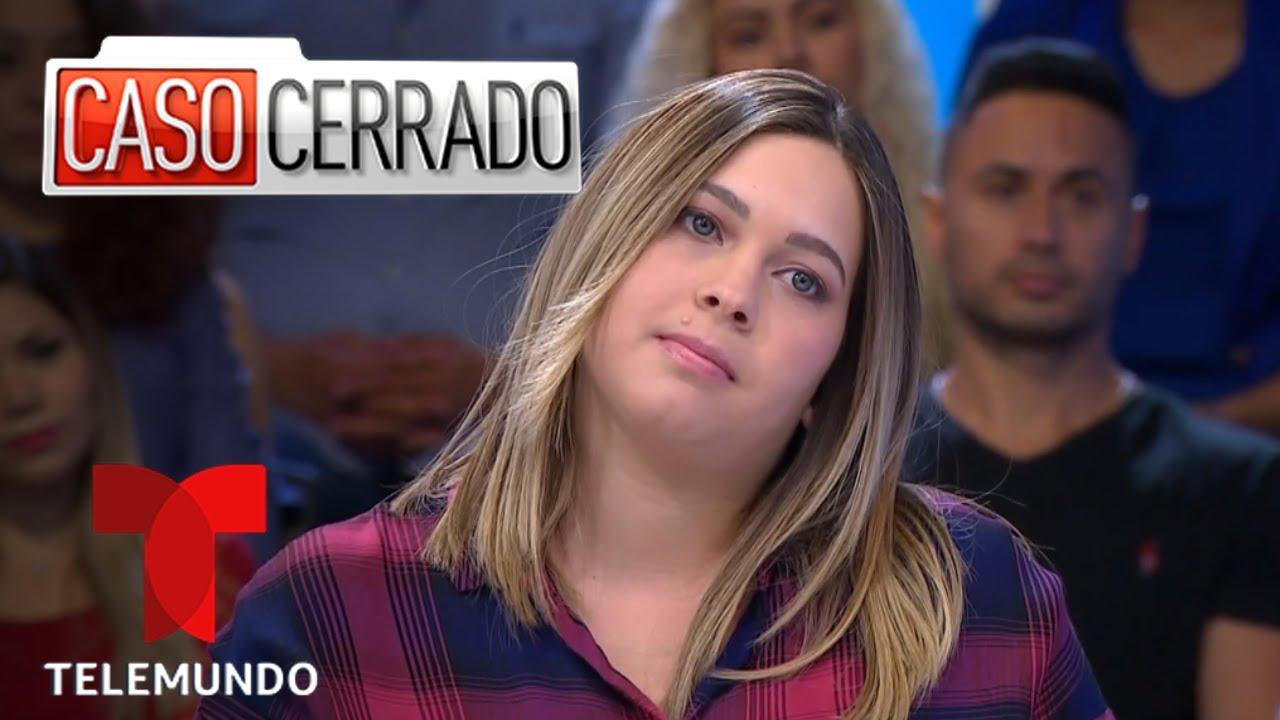 Caso Cerrado Pregnant And Not Sure Who The Father Is Telemundo English Youtube