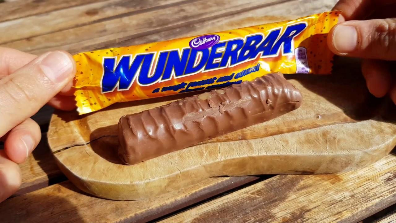 Cadbury At A Wunderbar Aka Holy Grail Of Schokoriegel Youtube