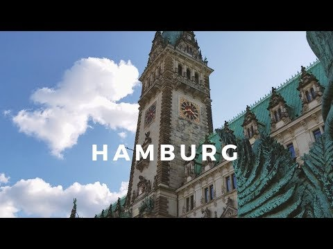 How Much Travel Really Costs // Backpacking Europe – Hamburg, Germany