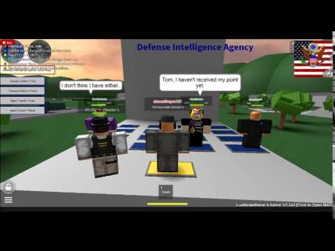 Defense Intelligence Agency Tryouts Part 2