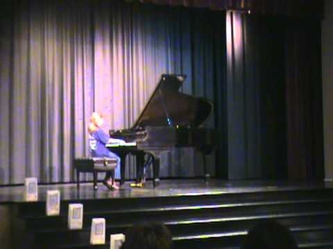 Waltz of the Chicks performed by Lydia Mae Fraley